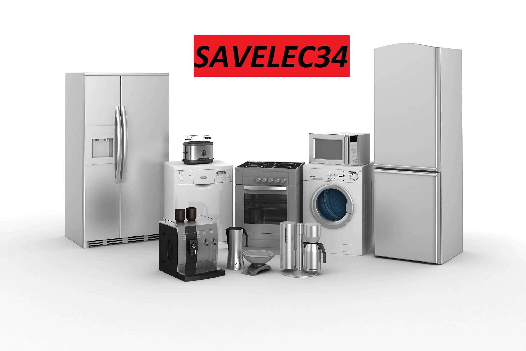SAVELEC8 dépannage électromenager